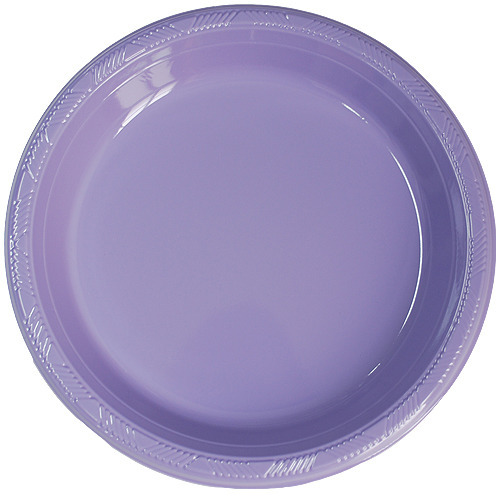PVC접시)라벤더(소/중/대)