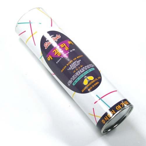 야광팔찌 6mm(색상선택 50개입)